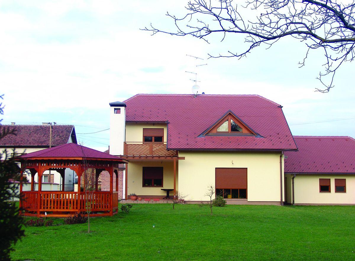Obiteljska kuća, Bjelovar