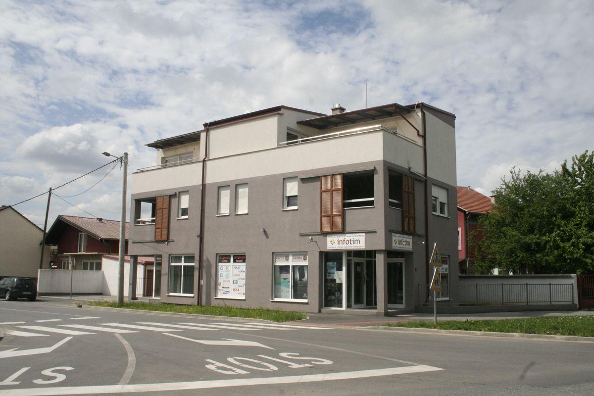 Višestambena zgrada Šufflayeva, Bjelovar