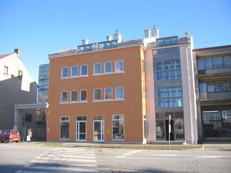 Stambeno poslovna zgrada Trg Stanka Vraza, Bjelovar