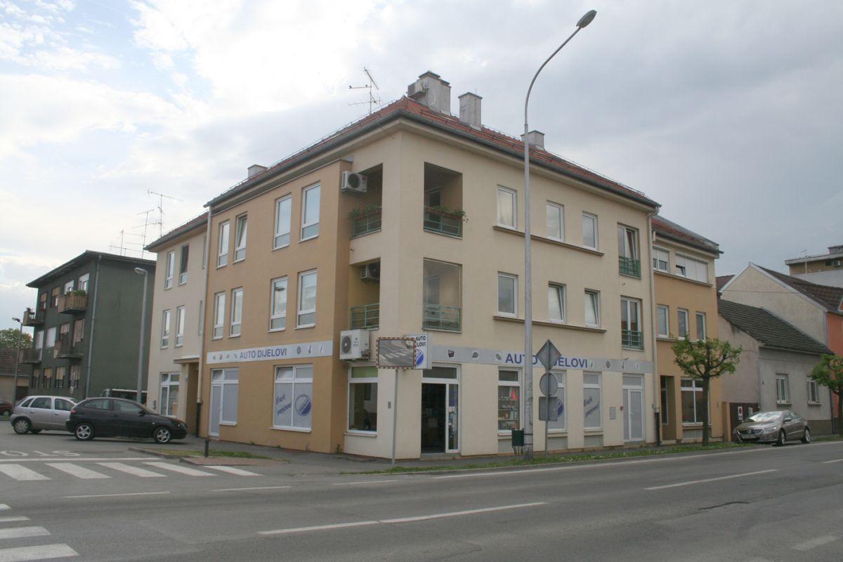 Višestambena zgrada Niska, Bjelovar