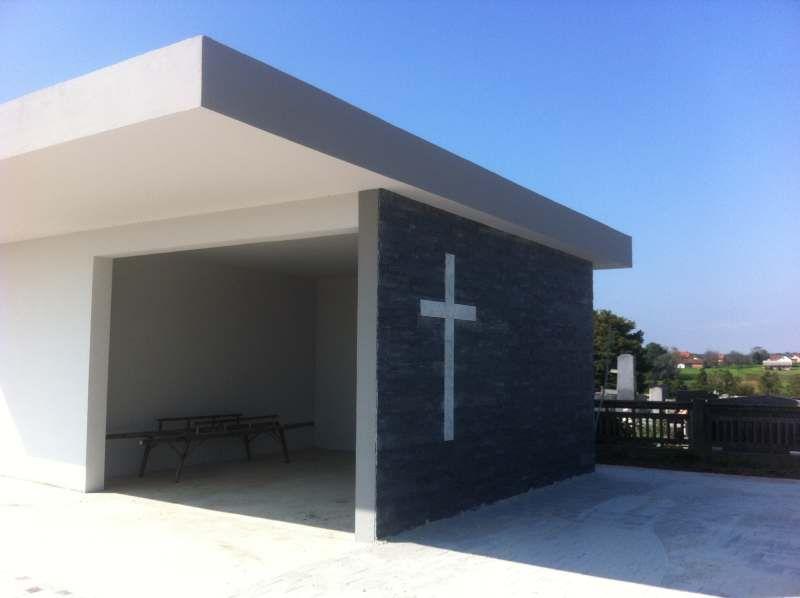 Oproštajni prostor - groblje Ciglena