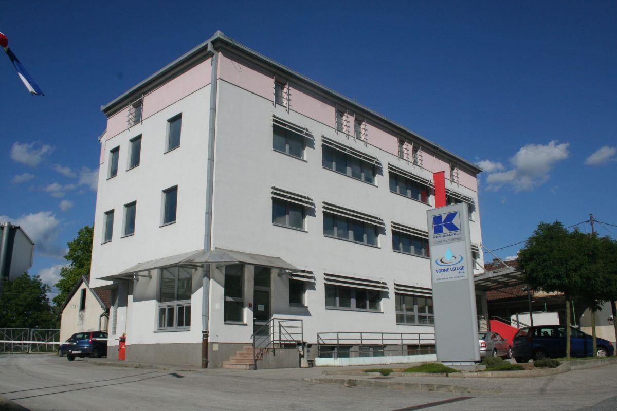 Poslovna zgrada Komunalac, Bjelovar