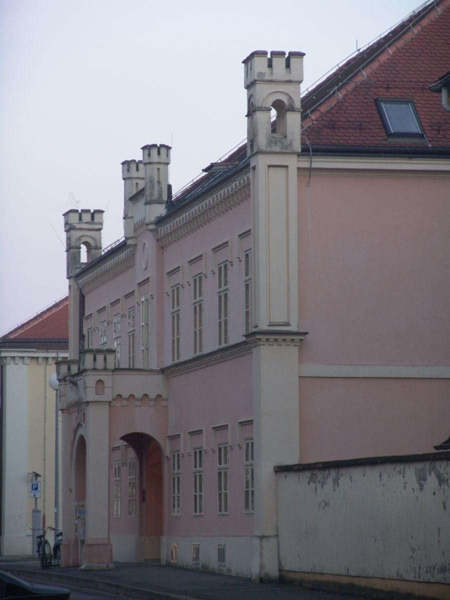 Narodna knjižnica, Bjelovar, rekonstrukcija