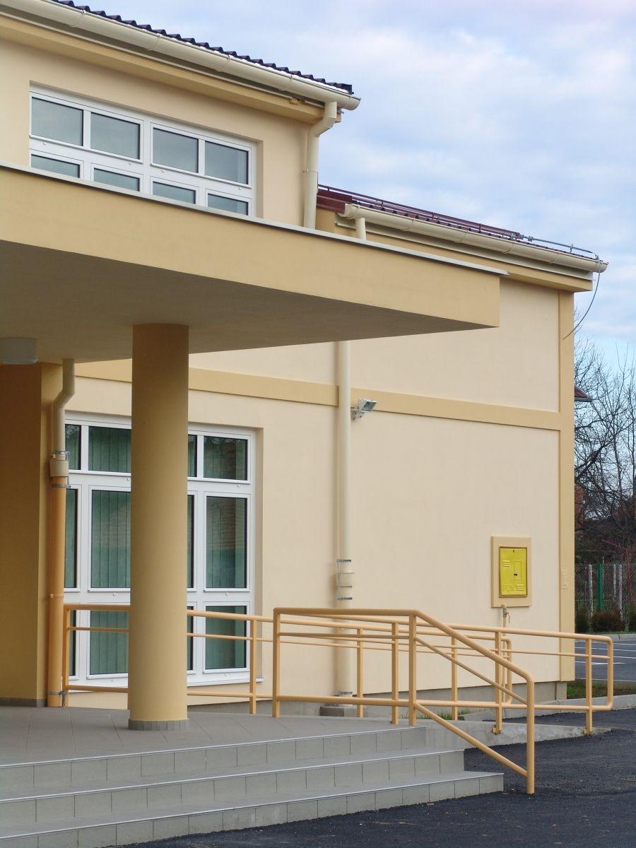 Zgrada Hitne medicinske pomoći, Bjelovar
