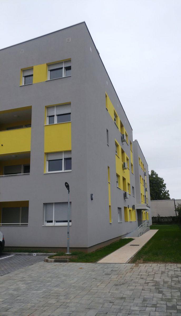 Višestambena zgrada Franjevačka, Bjelovar