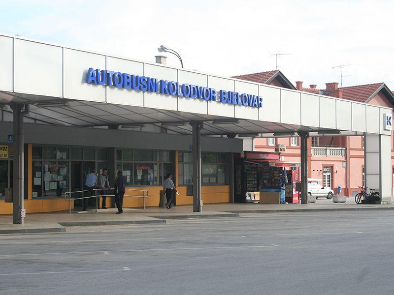Autobusni kolodvor Bjelovar, rekonstrukcija