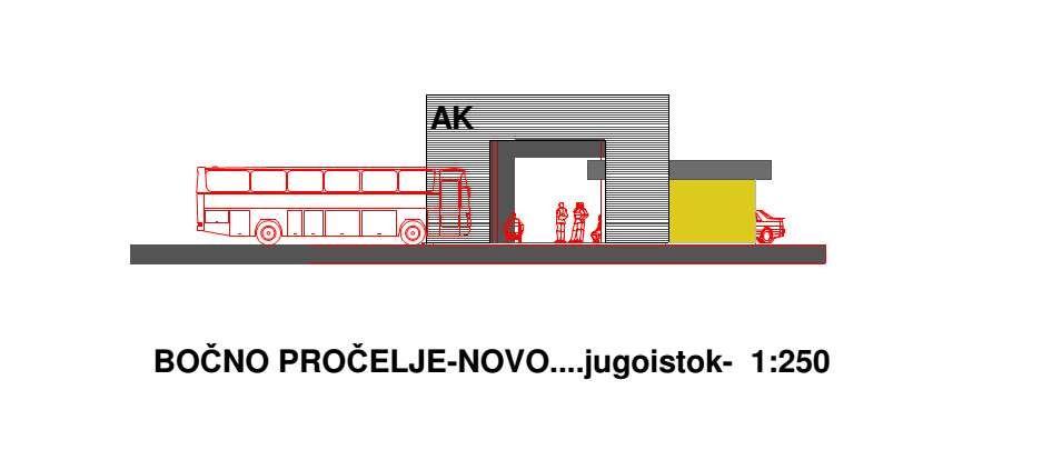 Autobusni kolodvor, Bjelovar
