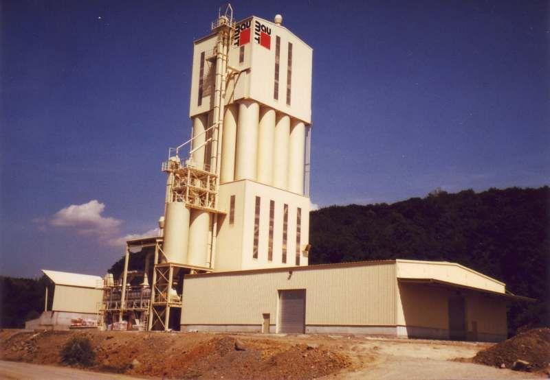 Tvornica Baumit, Sirač