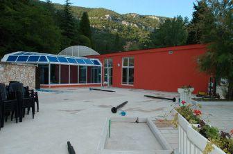 Istarske Toplice - bazenska dvorana i SPA