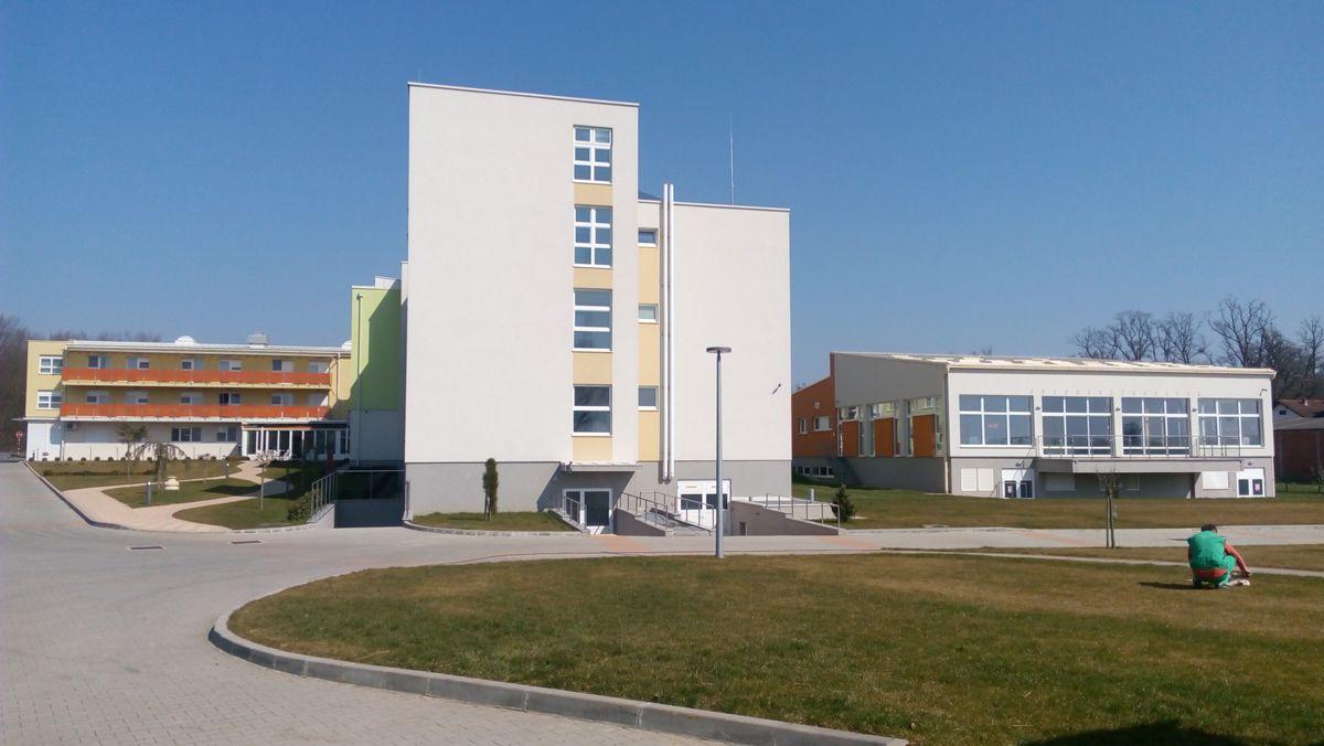 Dom umirovljenika Vita Nova, Bjelovar
