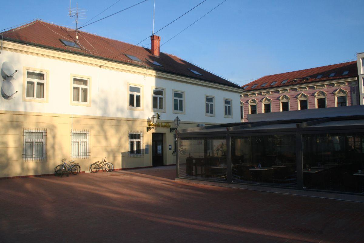 Zgrada Omladinskog doma, Bjelovar, rekonstrukcija i dogradnja