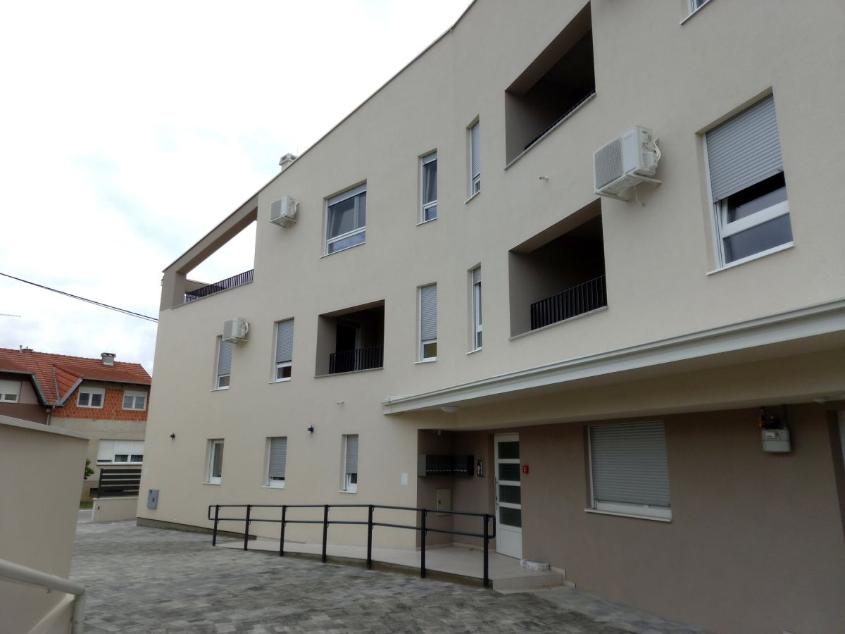 Višestambena zgrada Kovačićeva, Bjelovar