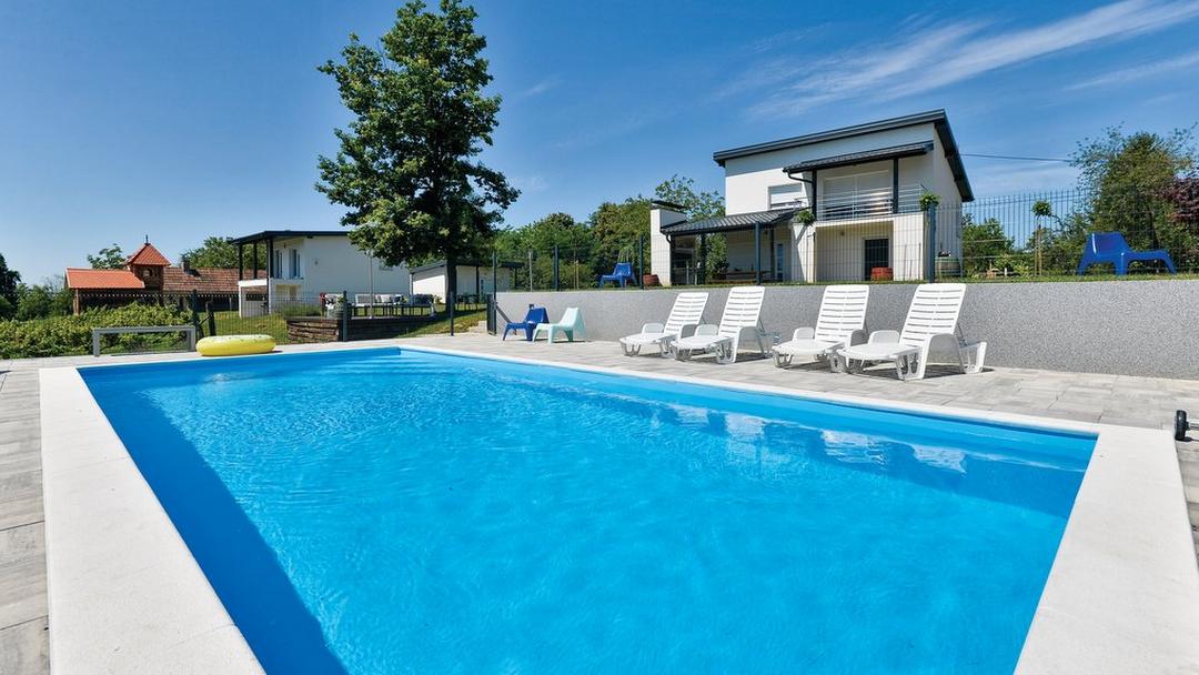 Kuće za odmor sa bazenom, Đurđevac, Čepelovac